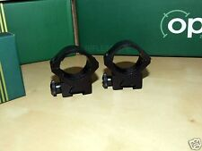 "Richter Optiks rifle scope mounts 2 pc 1"" low"