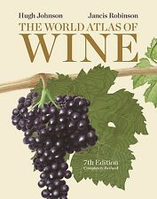 The World Atlas of Wine, 7th Edition (Hardcover), Johnson, Hugh, . 9781845336899