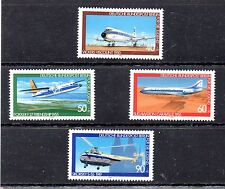 Berlin Aviones Comerciales serie del año 1980 (AZ-38)