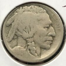 1913 S Buffalo Nickel Type 1 5c Circulated #17548