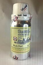 Brand New Sealed Black Oud By Surrati 100 Grams Concentrated Perfume Oil