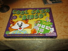 Cool Cash Bingo ~ Learning Resources Sealed & Mint Condition W/Great Price