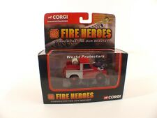 Corgi CS90065 • Land Rover City of Bath F.D • 1/43 MIB • Fire Heroes