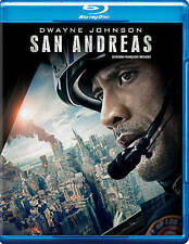 San Andreas [Blu-ray] (Bilingual) DVD