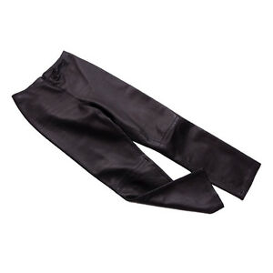 Gianni Versace Pants Black Woman Authentic Used B921
