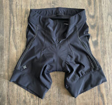RBX Form Fit Cycling Shorts Padded Size Small Deflect UV