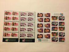 Australia postage stamp lot face value $70.96, + 3 Norfolk Island stamps