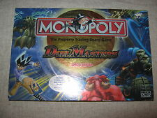 Monopoly Duel Masters Special Edition Board Game Parker 8+ 5010994003951