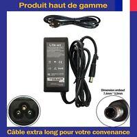 Chargeur 65W 724264-001 584037-001 Pour HP Pavilion G4 G6 G7 G56 G60 G62 Séries