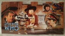 DR/DOCTOR WHO - ROBOT - AUTOGRAPHED COMMERATIVE STAMP COVER