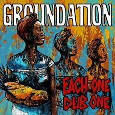 GROUNDATION - EACH ONE DUB ONE - LP Vinyl - New