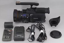 Near MINT Leica Lens Panasonic AG-DVC30 3CCD Mini DV Camcorder for Professional