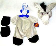 Build a Bear Teddy Bear Clothing - 2 pc.Dreamworks Shrek the Third Costume - NEW