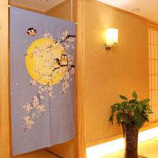 NOREN Japanese Doorway Door Curtain Room Divider Panel Tapestry Home Decor