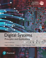 NEW 3 Day US Digital Systems Principles and Applications 12E Paperback by Tocci