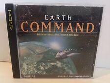 Earth Command für Philips CDi