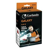 GARLANDO GALAXY Palline Ping Pong 40mm 3 Stelle 6 pezzi