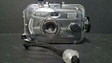 Snap Sights Underwater Film Camera, Waterproof to 100ft, Reusable 35mm