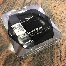Luxilon Savage 127 Black Tennis String 6 Pack