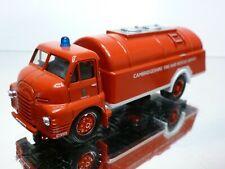 CORGI TOYS BEDFORD CAMBRIDGESHIRE FIRE and RESCUE SERVICE - L14.0cm - VERY GOOD