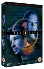 The X Files Season 1 DVD 1994 by David Duchovny Gillian Anderson Chris C.