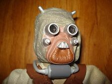 "1/6 Star Wars Tusken Raider Custom Hasbro 12"" Hot Toys Sideshow Figure RARE Box"