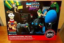 My Arcade Gamestation Retro Data East Hits Plug & Play Console 300+ Games NEW