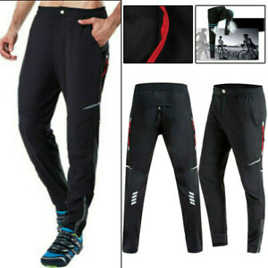 Men's Cycling Trousers Outdoor Windproof Clothing Pants MTB Sports Mountain Bike
