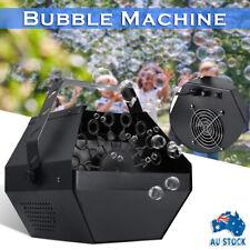 1 Litre Professional Fluid Bubble Blower Maker Effect Black Bubble Machine