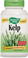 Kelp - 180 Capsules - Nature's Way