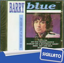 """BARRY BLUE """"THE BEST OF & THE REST OF """" CD SIGILLATO TRING"""