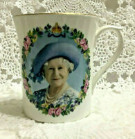 To Commemorate Queen Elizabeth the Queen Mother's 100th Birthday Mug 4 Aug 2000