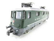 (BES767) Jouef 8856 DC H0 E-Lok Re 4/4 11166 der SBB, OVP
