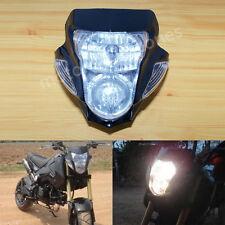 Streetfighter Nake Black Street fighter Turn Signals Headlight Honda Motorcycle