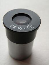 Carl Zeiss Jena Microscope Eyepiece Pk 16 X 12 D23