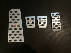 Pedals Mitsubishi Lancer 9 ralliart 2003-2007 manual transmission