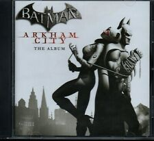 BATMAN: ARKHAM CITY - Original Soundtrack - CD Album
