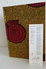 Dalston Anatomy Hardcover LORENZO VITTURI Ltd Edition 2014 Signed-Insert 52/999