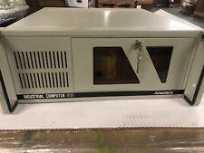 Advantech 610-F Industrial Rack Mount Computer