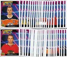 2020-21 20-21 UPPER DECK HOCKEY SERIES 1 PORTRAITS INSERTS 1-50 PICK YOUR CARD