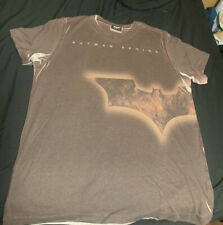 Vintage Batman Begins Rare Promo Tshirt