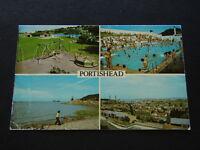 PORTISHEAD UK 1984 - POSTCARD