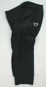 Women's XL Pearl Izumi 3 Quarter Black Cycling Tights Pants
