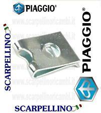 PIASTRINA PER VITI MULTIUSO PER GILERA DNA 50 cc -PLATE- PIAGGIO CM017410