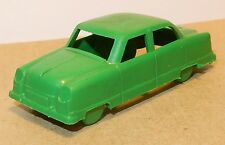 CAR MPC HO 1/87 MADE IN USA NASH AMBASSADOR SEDAN 1952 VERTE