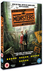 Monsters DVD (2011) Whitney Able, Edwards (DIR) cert 12 FREE Shipping, Save £s