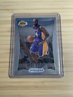 2012-13 Panini Prizm Kobe Bryant #24 Los Angeles Lakers First Year Prizm