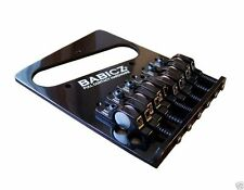 Babicz Full Contact Hardware Tele Bridge Black Telecaster