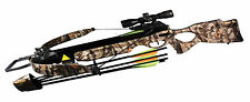 Maxxa Tech 330 Crossbow Package New 330fps