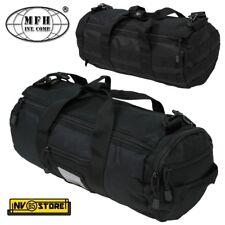 Borsa Militare Borsone Tracolla Operation Bag MFH Backpack Softair Camping BK